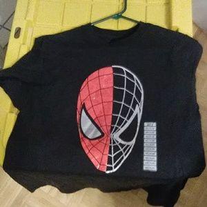 The Amazing Spider-Man 2 black M T-shirt